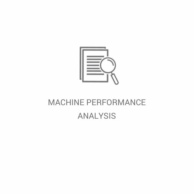 Machine Performance Analysis